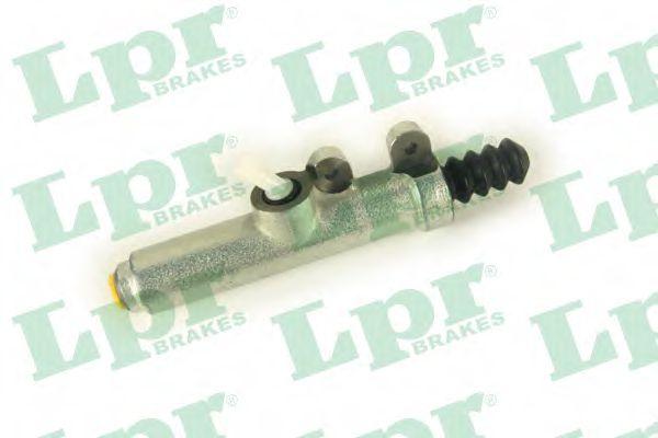 Главный цилиндр, система сцепления LPR арт. 2700