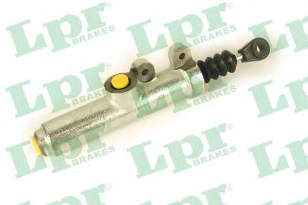 Главный цилиндр, система сцепления LPR арт. 2701