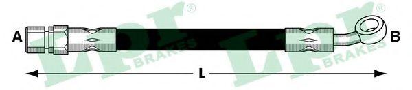 Тормозной шланг LPR арт. 6T48029