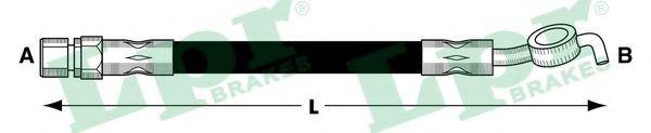 Тормозной шланг LPR арт. 6T48293