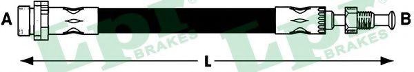 Тормозной шланг LPR арт. 6T47895