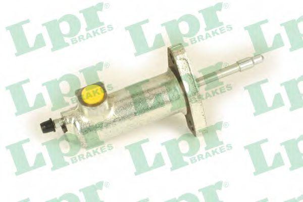 Рабочий цилиндр, система сцепления LPR арт. 3701