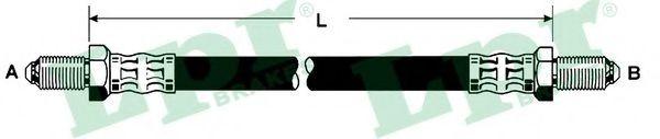 Тормозной шланг LPR арт. 6T46401
