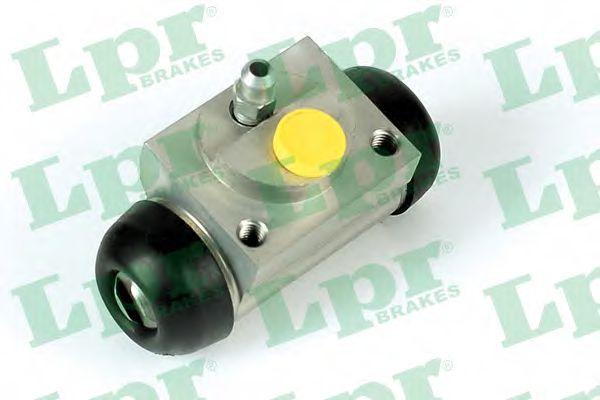 Циліндр гальмівний робочий LPR 4701