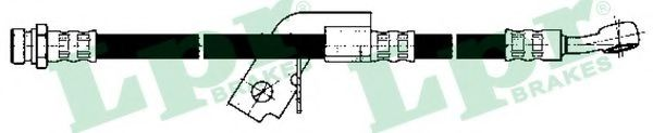 Тормозной шланг LPR арт. 6T48157