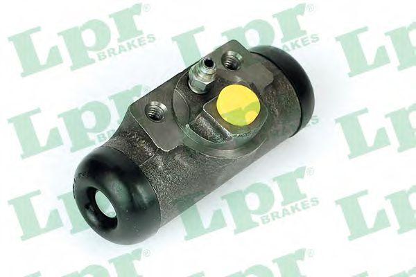 Циліндр гальмівний робочий LPR 5539