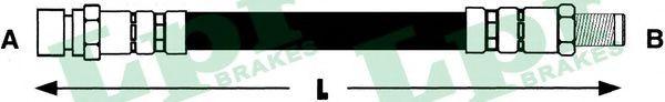 Тормозной шланг LPR арт. 6T46431