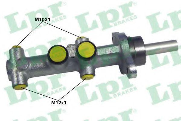 Главный тормозной цилиндр LPR арт. 6024