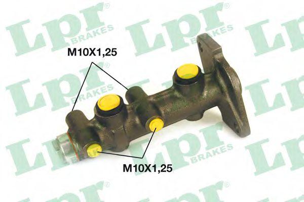 Главный тормозной цилиндр LPR арт. 6721
