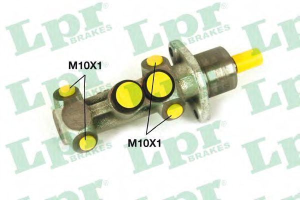Циліндр гальмівний головний LPR 6758