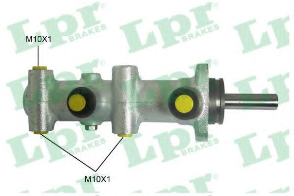 Циліндр гальмівний головний LPR 6767