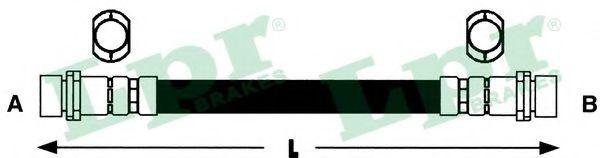 Тормозной шланг LPR арт. 6T47845