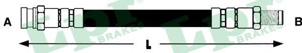 Тормозной шланг LPR арт. 6T46425