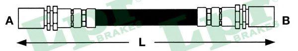 Тормозной шланг LPR арт. 6T46458
