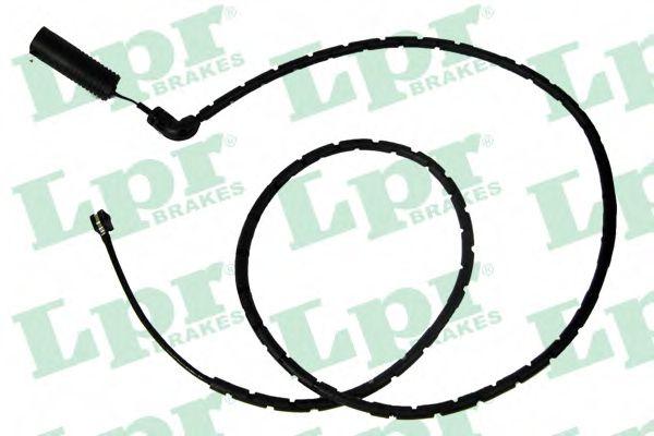 Сигнализатор, износ тормозных колодок LPR арт.