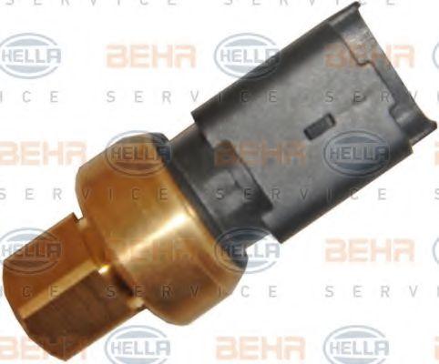 Пневматический выключатель, кондиционер HELLA арт. 6ZL351023081