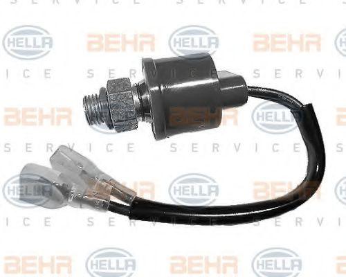Пневматический выключатель, кондиционер HELLA арт. 6ZL351024081