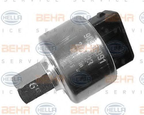Пневматический выключатель, кондиционер HELLA арт. 6ZL351028021