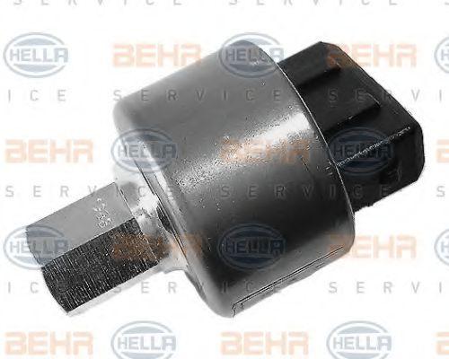 Пневматический выключатель, кондиционер HELLA арт. 6ZL351028041