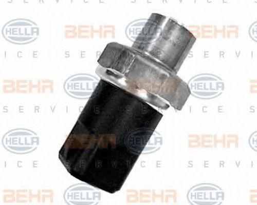 Пневматический выключатель, кондиционер HELLA арт. 6ZL351028101