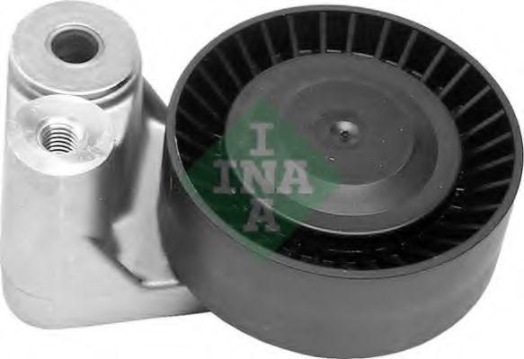 Натяжной ролик, поликлиновой  ремень INA арт. 531026710