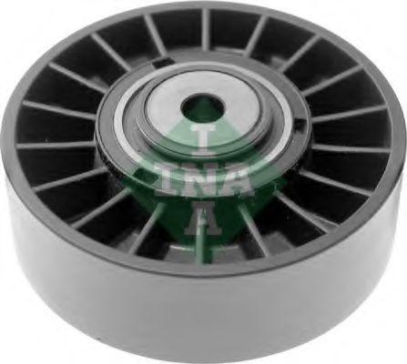 Натяжной ролик, поликлиновой  ремень INA арт.