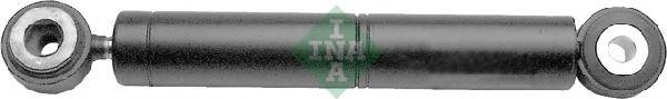 Амортизатор, поликлиновой ремень INA арт.