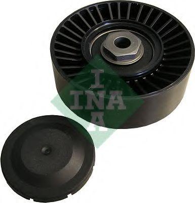 Натяжной ролик, поликлиновой  ремень INA арт. 531072910