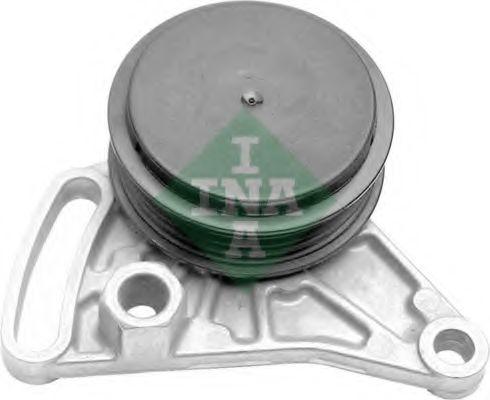 Натяжной ролик, поликлиновой  ремень INA арт. 531030910