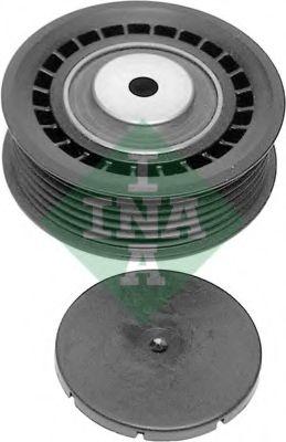 Натяжной ролик, поликлиновой  ремень INA арт. 531074810