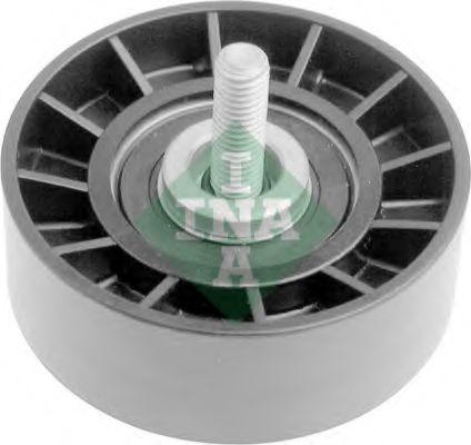 Натяжной ролик, поликлиновой  ремень INA арт. 531074910