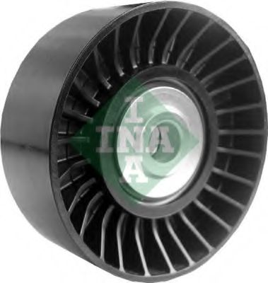 Натяжной ролик, поликлиновой  ремень INA арт. 531075910