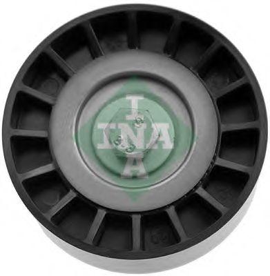 Натяжной ролик, поликлиновой  ремень INA арт. 531081210