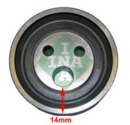 Натяжной ролик, ремень ГРМ INA арт. 531081810