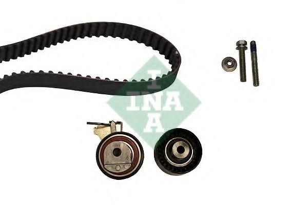 Комплект (ремінь+ролики) INA 530041910
