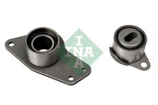 Комплект роликов, зубчатый ремень INA арт. 530004009