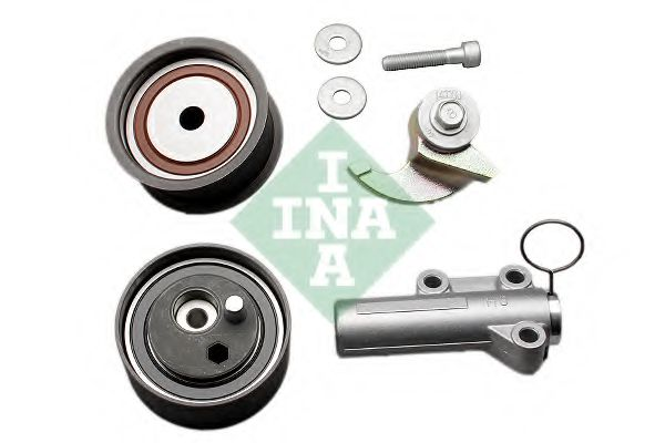 Комплект роликов, зубчатый ремень INA арт.