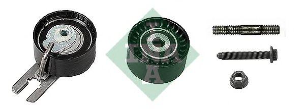 Комплект роликов, зубчатый ремень INA арт. 530023909