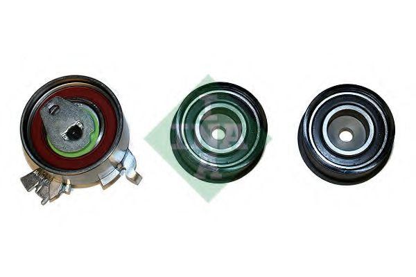 Комплект роликов, зубчатый ремень INA арт. 530004909