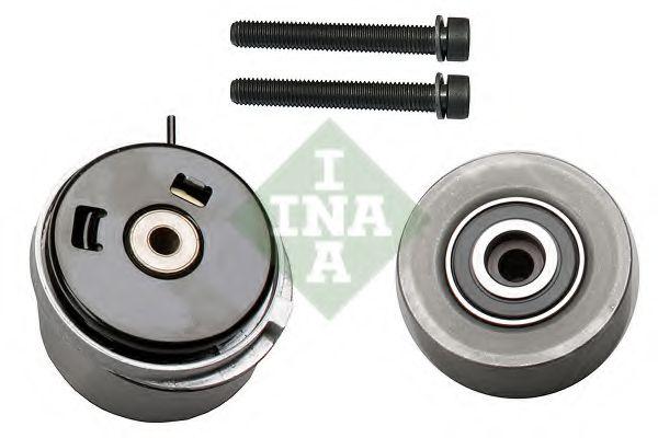 Комплект роликов, зубчатый ремень INA арт. 530045009
