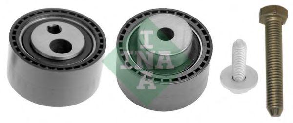 Комплект роликов, зубчатый ремень INA арт. 530005909