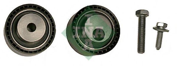 Комплект роликов, зубчатый ремень INA арт. 530011109