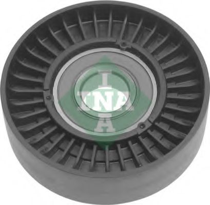 Натяжной ролик, поликлиновой  ремень INA арт. 531067730