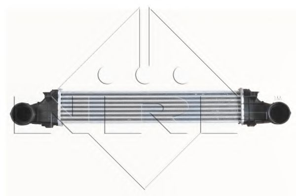 Интеркулер NRF арт. 30509