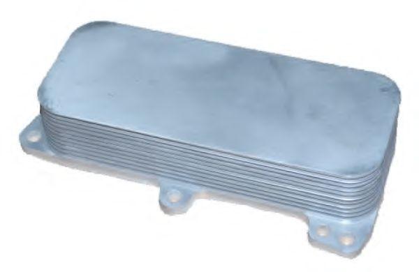 масляный радиатор, двигательное масло NRF арт. 31171