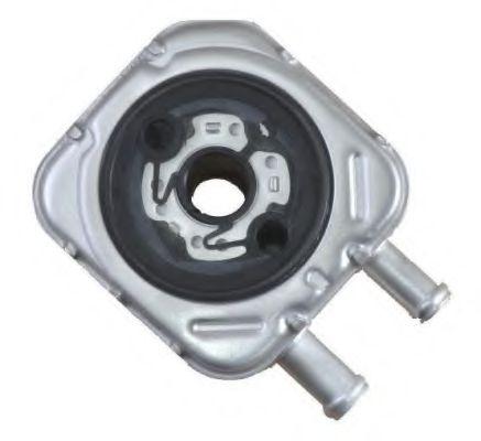 масляный радиатор, двигательное масло NRF арт. 31179