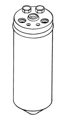 Осушитель, кондиционер NRF арт. 33123