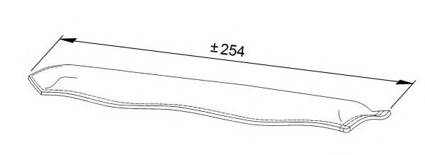 Осушитель, кондиционер NRF арт. 33330