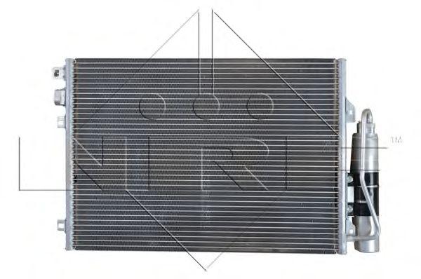 Конденсатор, кондиционер NRF арт. 35430