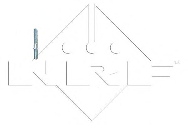 Конденсатор, кондиционер NRF арт. 35536